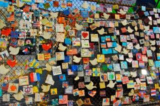 New York 9/11 tiles