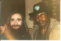 opher & Bo Diddley 1980