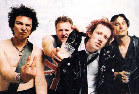 Fuck The Sex Pistols 95
