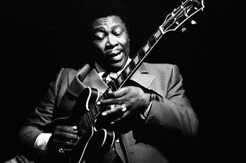 OK Riley B King Is Not The Last Of Great Blues Singers We Still Have Buddy Guy Billy Boy Arnold And Lazy Lester But He Was