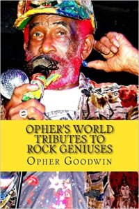 Opher's World tributes cover