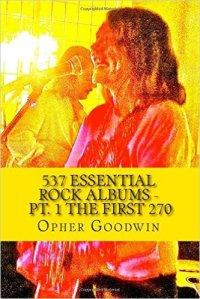 537 Essential Rock Albums cover
