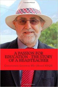 A passion for education cover