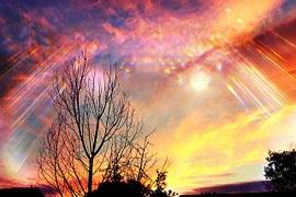 sunday serentiy - skyscape