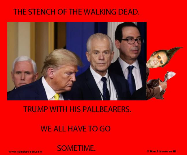 Tube Trump Pallbearers copy