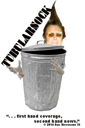 Tube heading garbage2014